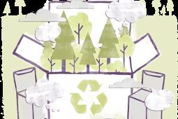 A embalagem de papel cartão e o meio ambiente