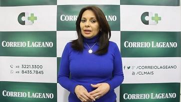 Correio Lageano – Apoio de mídia de Two Sides Brasil