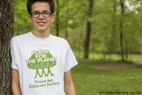 Como as pessoas usam as árvores para mudar o mundo