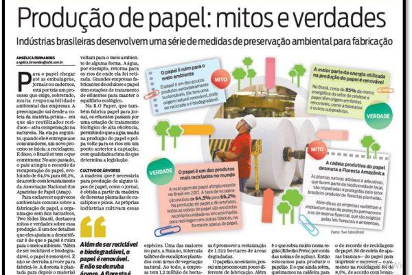 Two Sides no Jornal O Dia