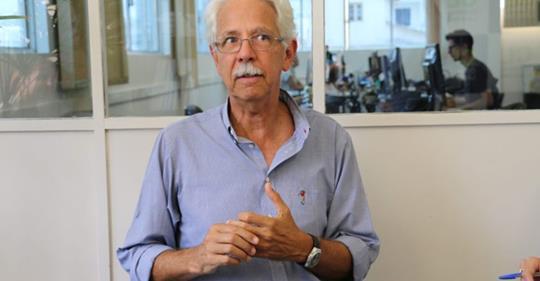 Correio Lageano entrevista Fabio Mortara
