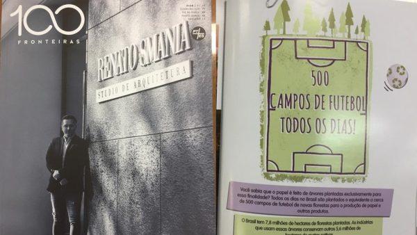 Two Sides na Revista 100 Fronteiras
