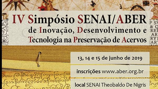 IV Simpósio SENAI/ABER