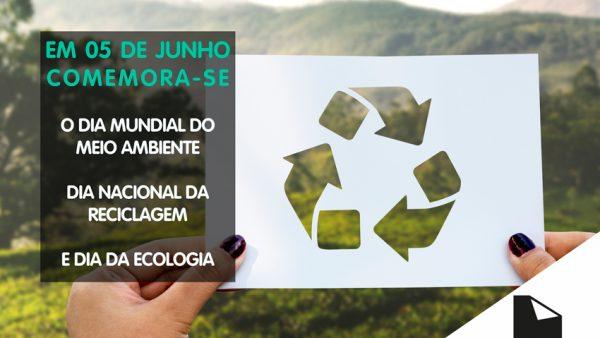 Meio Ambiente, Reciclagem e Ecologia