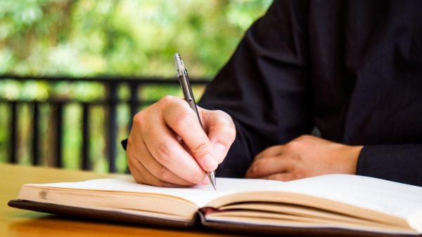 Trazer de volta a caligrafia: é bom para o seu cérebro