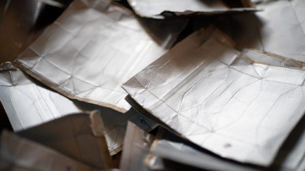 A pegada de carbono das embalagens européias