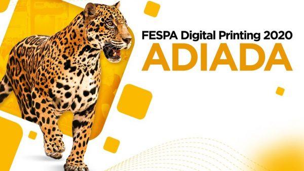 Comunicado oficial: FESPA Digital Printing 2020 adiada