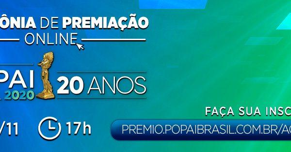 Cerimônia do Prêmio POPAI Brasil 2020