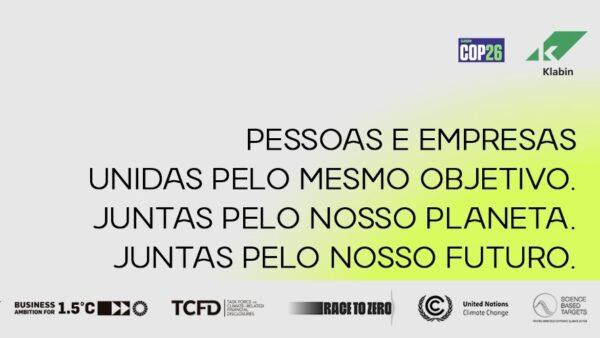 Campanha Race To Zero Brasil