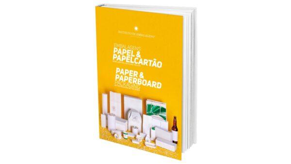 Embalagens de Papel e Papelcartão é o novo livro do Instituto de Embalagens