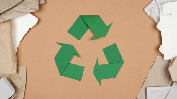Consumidores subestimam as altas taxas de reciclagem do papel