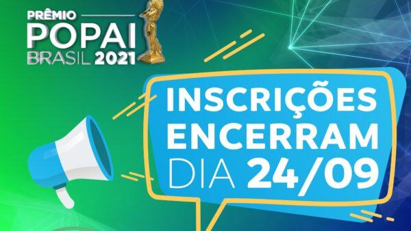 Inscrições: 21ª edição do Prêmio POPAI