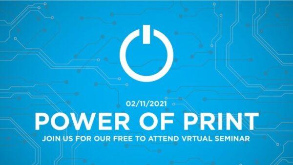 Power Of Print – 2021 (Internacional)